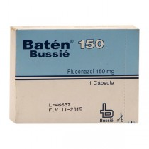 BATEN 150 MG 1 CAPSULA...