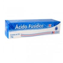 ACIDO FUSIDICO CREMA 15 GR...