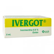 IVERGOT 0.6% GOTAS 5 ML...