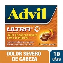 ADVIL ULTRA 10 CAP...