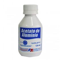 ACETATO DE ALUMINIO 120 ML...