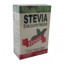 STEVIA ENDULZANTE 50 SOBRES...